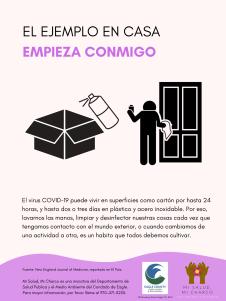 Yo El Ejemplo Poster